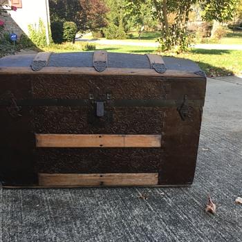 Trunk Restoration Nov. '16 - Furniture