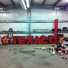 Texaco Neon Letters
