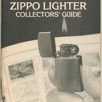 1996 - Zippo Lighter Collector's Guide - Books