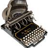 Waverley typewriter - 1895, London, England
