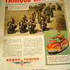 Vintage Advertisements, c. 1944, from FORTUNE MAGAZINE