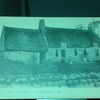 Vintage Pont-L'Abbe Postcard - Postcards