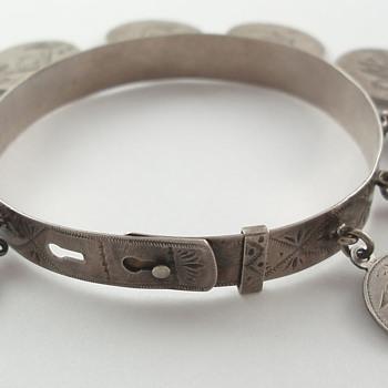 Love Token Charm Bracelet --1884 Part 1/2 - Fine Jewelry