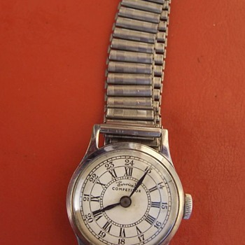 WW2 Service Competitor Watch - Wristwatches