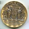 Orange County California Medal