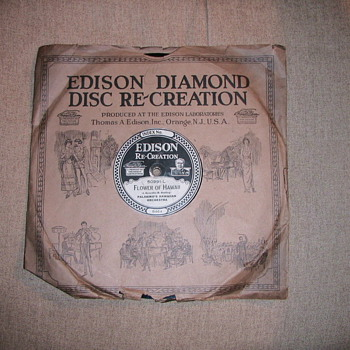 Edison Records - Records