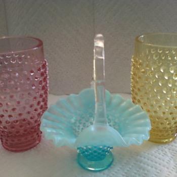 Fenton Glass! - Glassware