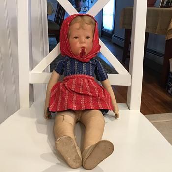 German doll - Dolls
