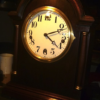 New Heaven  Westminster Chime Mantel Clock