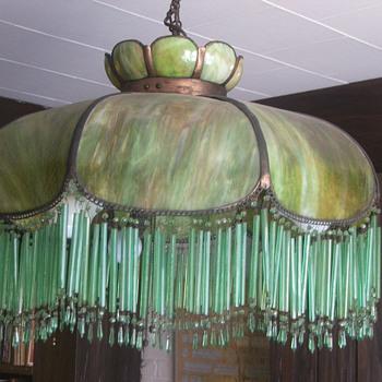 My great aunt's lighting fixture - Lamps