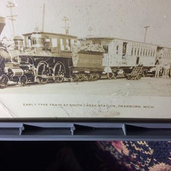 Get on the Tracks  - Railroadiana