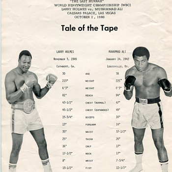 Boxing Promotional Flyers - Posters and Prints