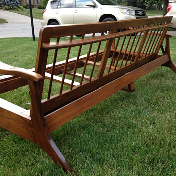 Mid Century Daybed (any ideas?) - Mid-Century Modern