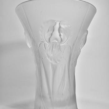 VINTAGE BAROLAC WEIL -CZECHOSLOVAKIA /JOSEF INWALD  - Art Glass