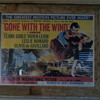 "HELLO EVERYONE !!!!  HOPE ALL OF YOU ARE DOING WELL !!!  JUST GOT ME A 1954 ""GONE WITH THE WIND"" MOVIE POSTER !!!!  HOPE YOU LI"
