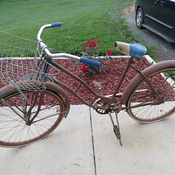 Bicycle (Shelby Flyer)