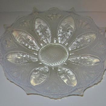 Northwood Glass Bowl - Glassware