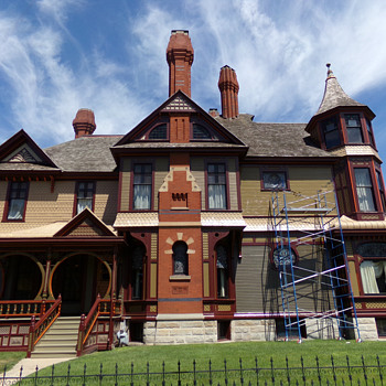 Hackley & Hume Homes  - Victorian Era