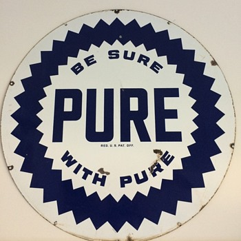 Pure sign - Petroliana