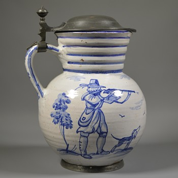 My favourite Delft - Pottery