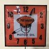 Oilzum clock