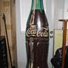 Coca Cola Advertising Tin Sign