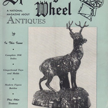 ANTIQUE MAGAZINES