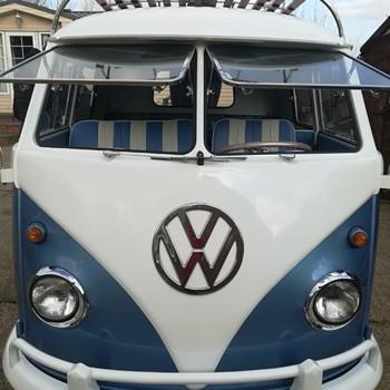 VW crewcab - Classic Cars