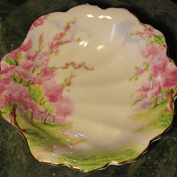 Candy Dish by Royal Albert Bone China - China and Dinnerware