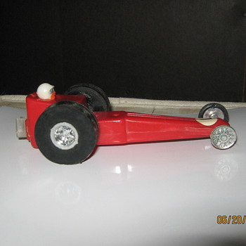 Pull back front engine dragster - Model Cars