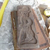 Antique Wood Mold