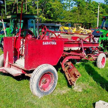 Vintage Stockland Grader - Tractors