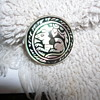 Buttons - Mother of Pearl Chinese Zodiac Figures