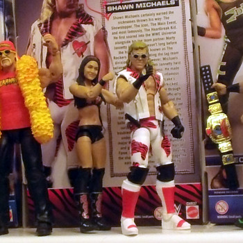 New Wrestlers to my collection - Toys