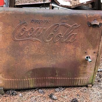 Coca Cola find  - Coca-Cola