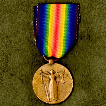 The WWI Victory Medal Series - Cuba - Military and Wartime