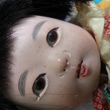 are these actually Chinese dolls - Dolls