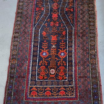 Another Persian Rug - Prayer Rug? - Rugs and Textiles