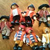 Toy Pirate Figures