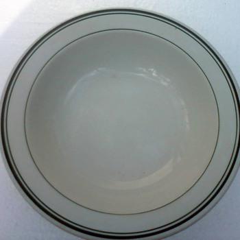 Trenle Blake China Bowl - China and Dinnerware