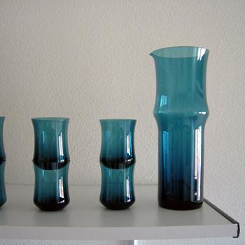 Aseda Bo Borgstrom - Art Glass