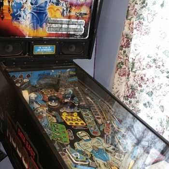 Data East Robocop Pinball - Coin Operated