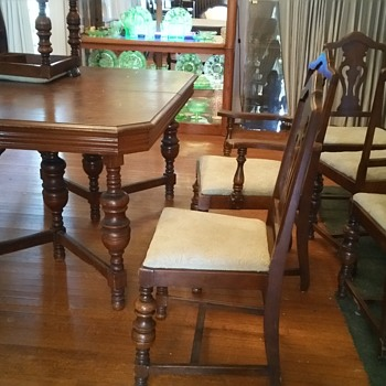 antique table and chairs Antique and Vintage Tables | Collectors Weekly antique table and chairs