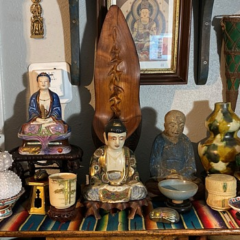 Rearranging my altar... - Asian