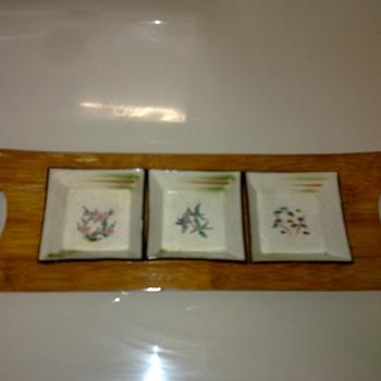 JAPANESE POTTERY - Pottery