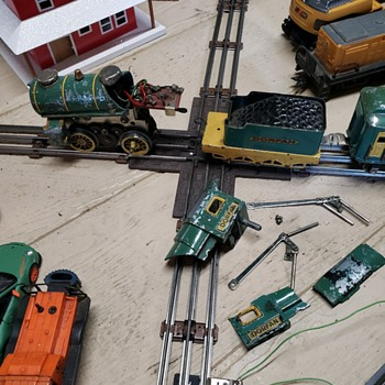Dorfan Train - Model Trains
