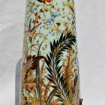 A wonderful Harrach Vase - Art Glass