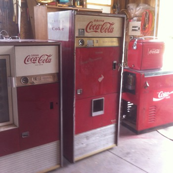 This is what a good pickin run looks like!! - Coca-Cola