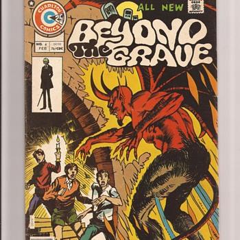Charlton horror comic fun - Comic Books