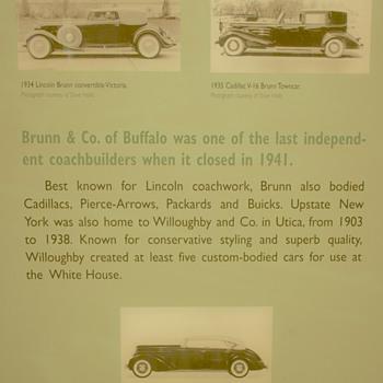 Saratoga Automobile Museum - Classic Cars